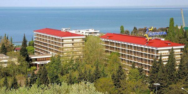 Санаторий Бургас Сочи официальный сайт